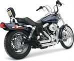1991-2005 Vance & Hines Shortshots Staggered Exhaust – 1800-0154