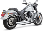 2012-up Vance & Hines Big Shots Staggered Exhaust System – 17933