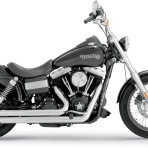 2012-up Vance & Hines Big Shots Staggered Exhaust System – 17935