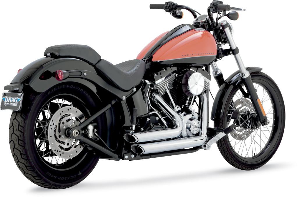 Softail Blackline FXS | Motorcycle Garage