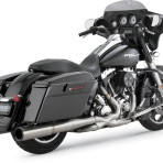 2009-up Vance & Hines Stainless Steel Hi-Output Duals – 26457