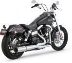 2005-up Vance & Hines Stainless Hi-Output 2 into 1 Exhaust System – 27523
