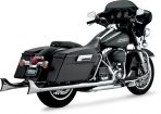 2000-up Vance & Hines Fishtail II Slip-On Mufflers – 16775