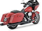 1994-up Vance & Hines Black 4 1/2 in. Hi-Output Slip-On Mufflers – 46759