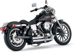 1991-2005 (except 03-05 fxdwg)  Vance & Hines Chrome Shortshots Exhaust System – 17205