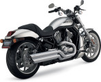 2002-2007 Vance & Hines Power Shots Slip-ons for V-Rod w/180mm Rear Tire – 17913